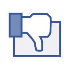 Hoe kun je het best omgaan met negatieve reacties op Facebook?