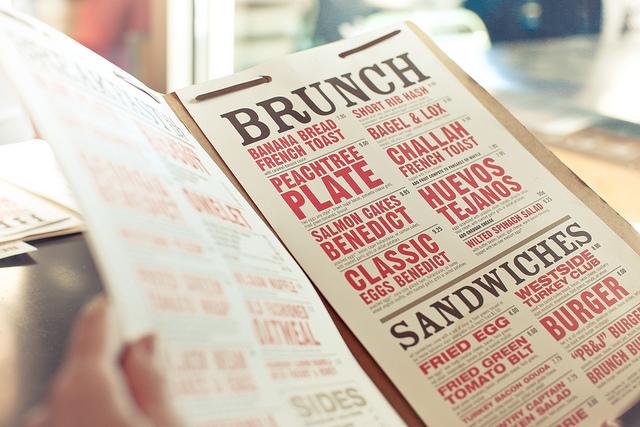 5 tips om meer omzet uit je menukaart te halen