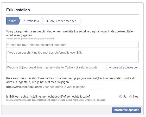FB Info