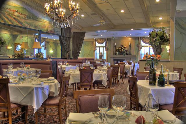 Hoe ontwikkel je een restaurant interieur